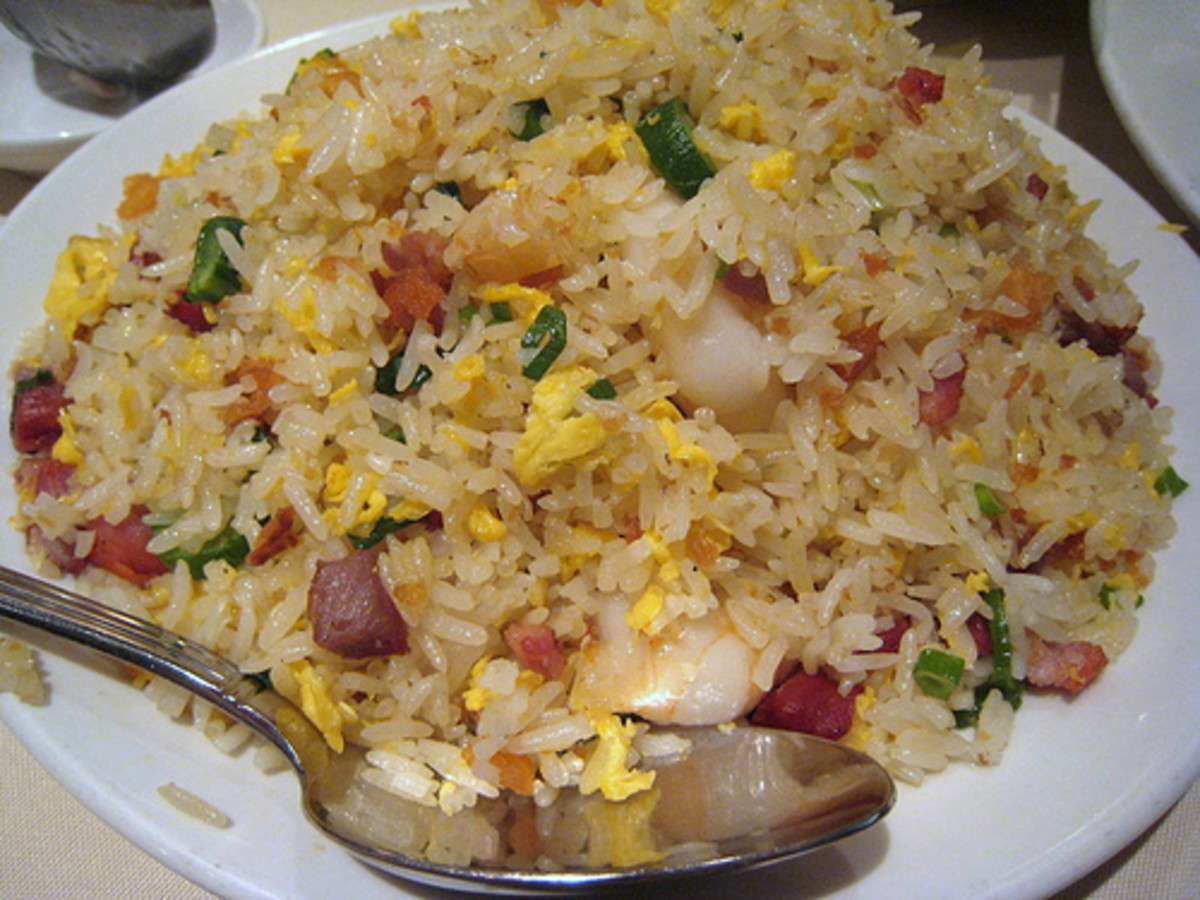 Yung Kee Fried Rice (Photo courtesy by scaredy_kat from Flickr.com)