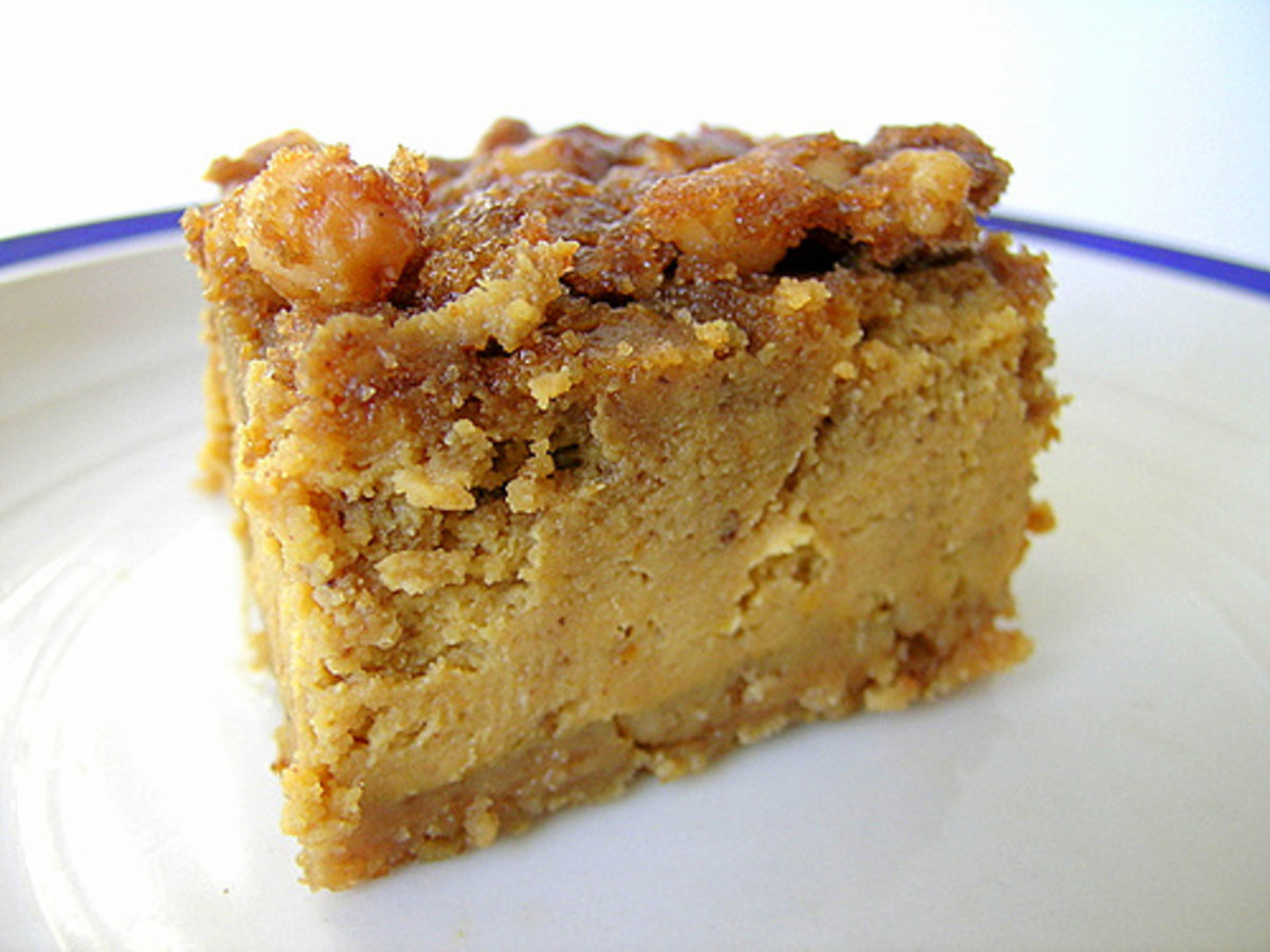 Quick and Easy Dessert Recipes: Pumpkin Cheesecake, Peanut Butter Fudge, Lemon Pie, and Fudge Pie
