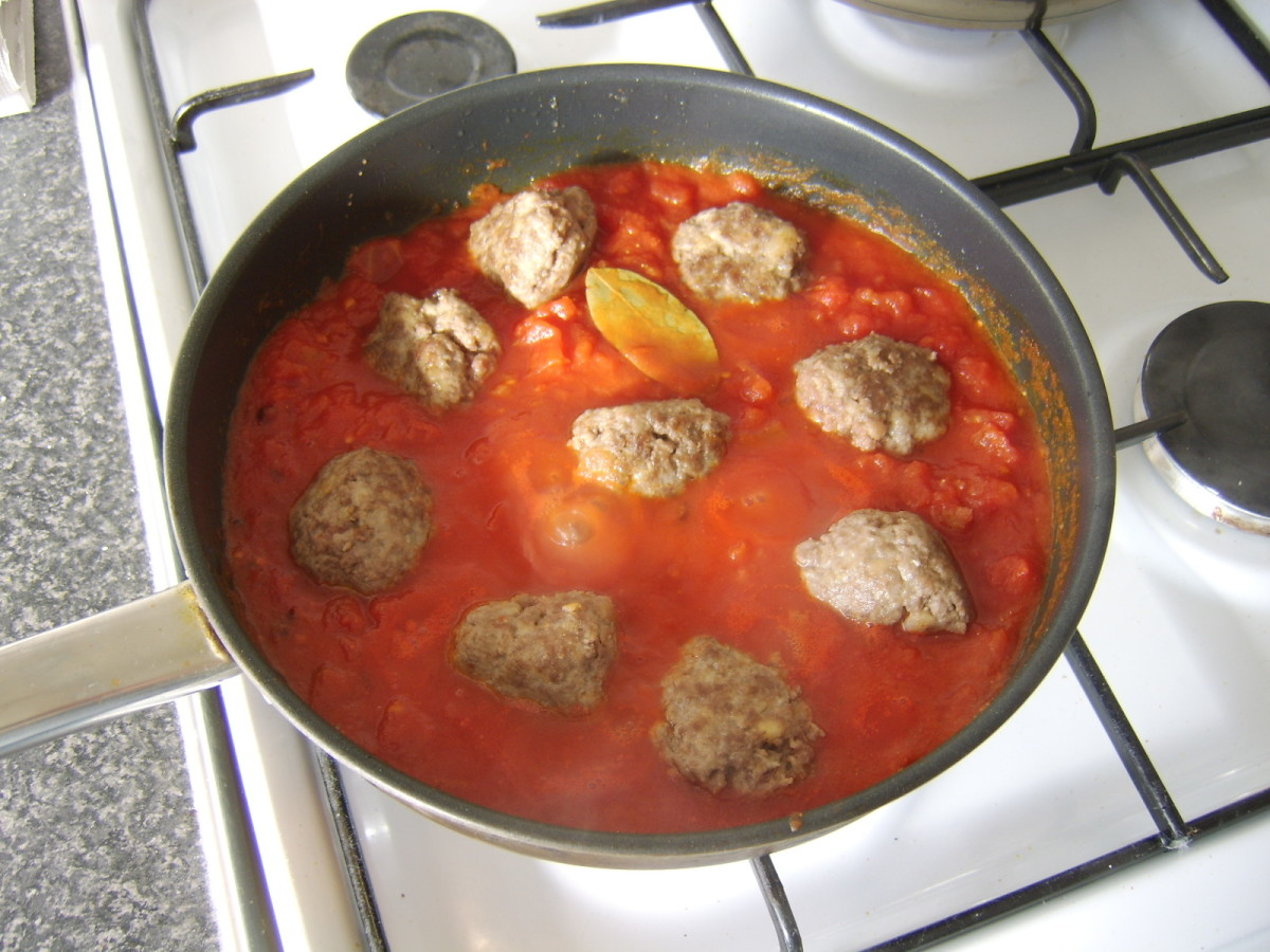 Curried Meatball Sauce