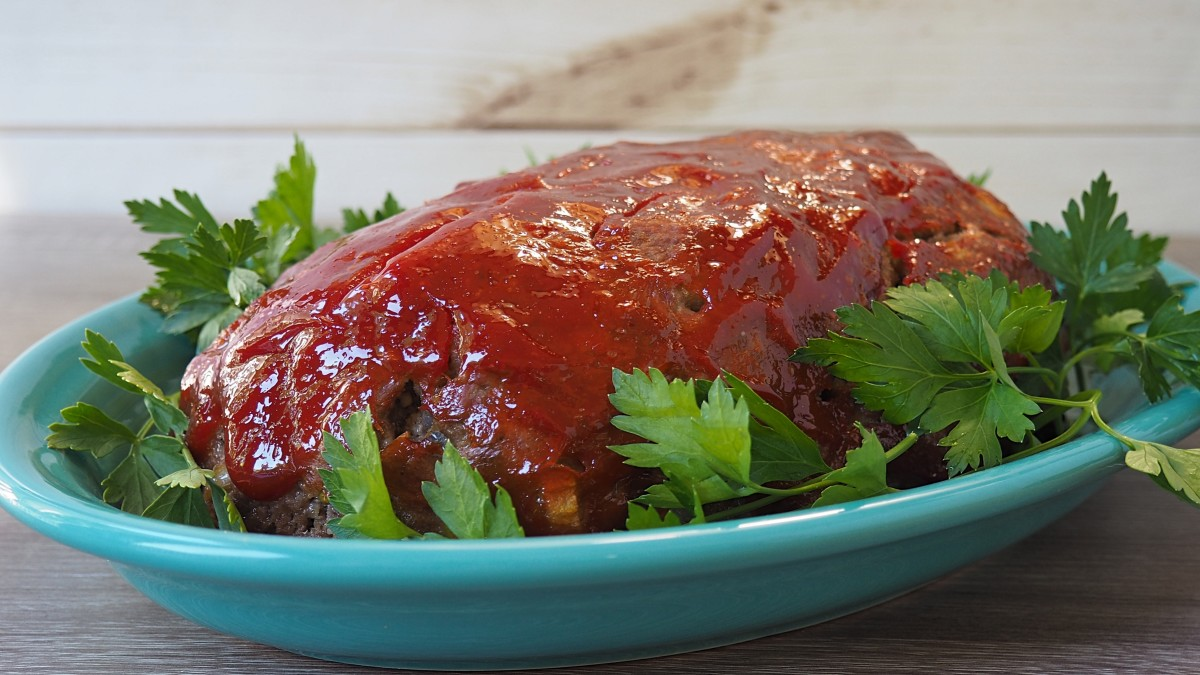 This meatloaf will have your dinner guests begging you for the recipe.