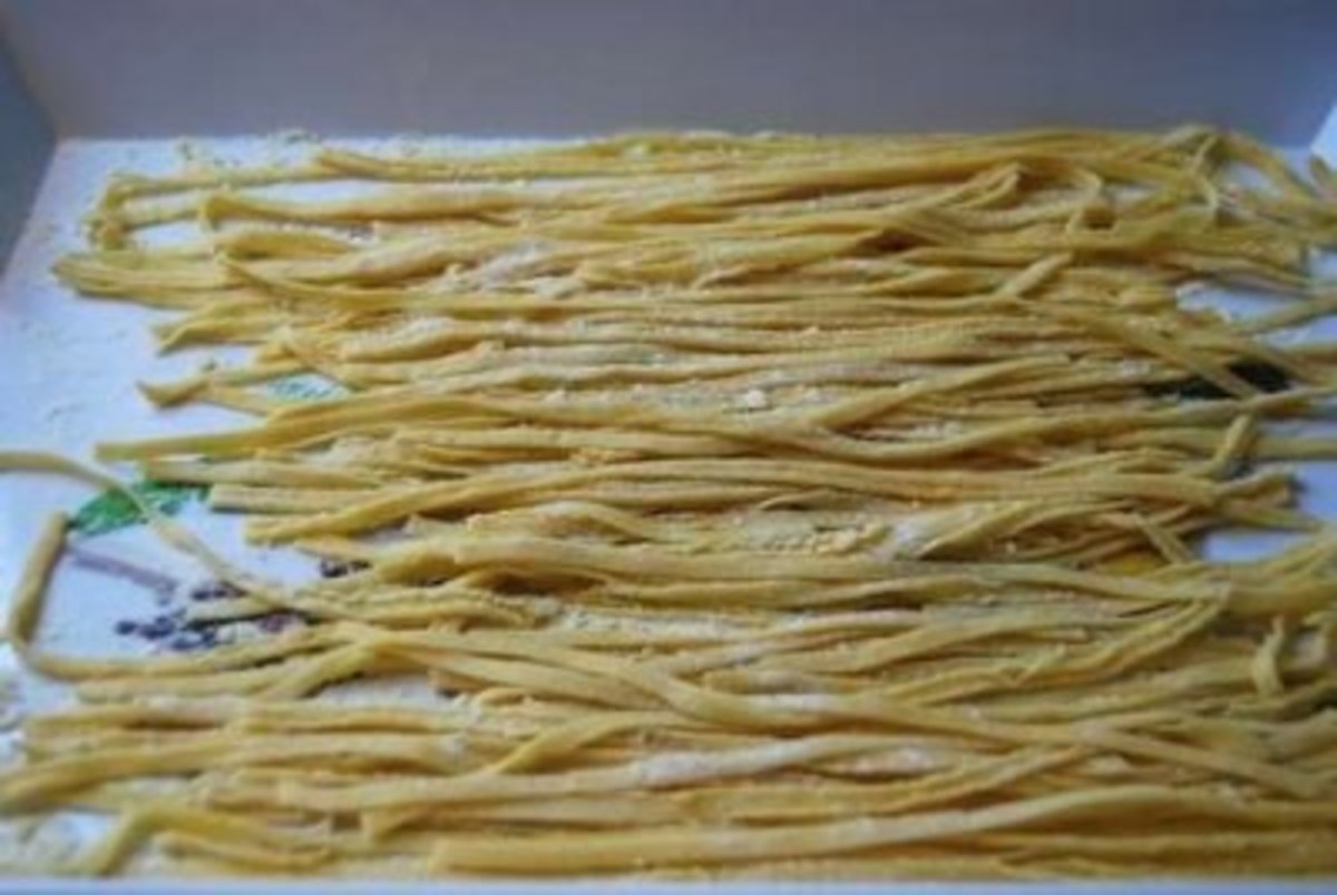 Gordon Ramsay Homemade Pasta