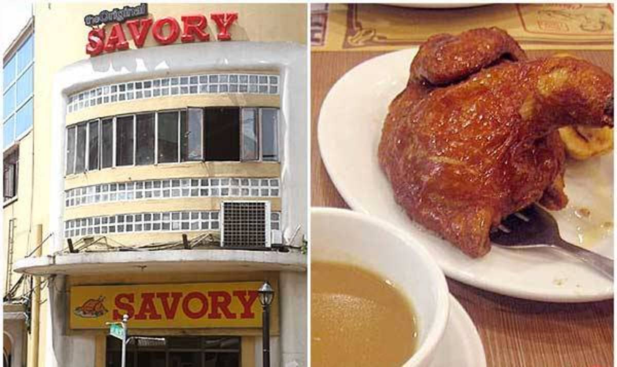 Savory Chicken Restaurant