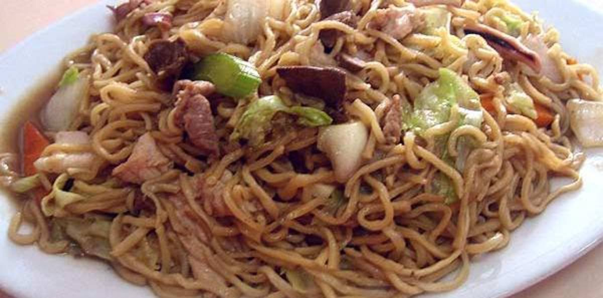 Ramon Lee's Pancit Canton