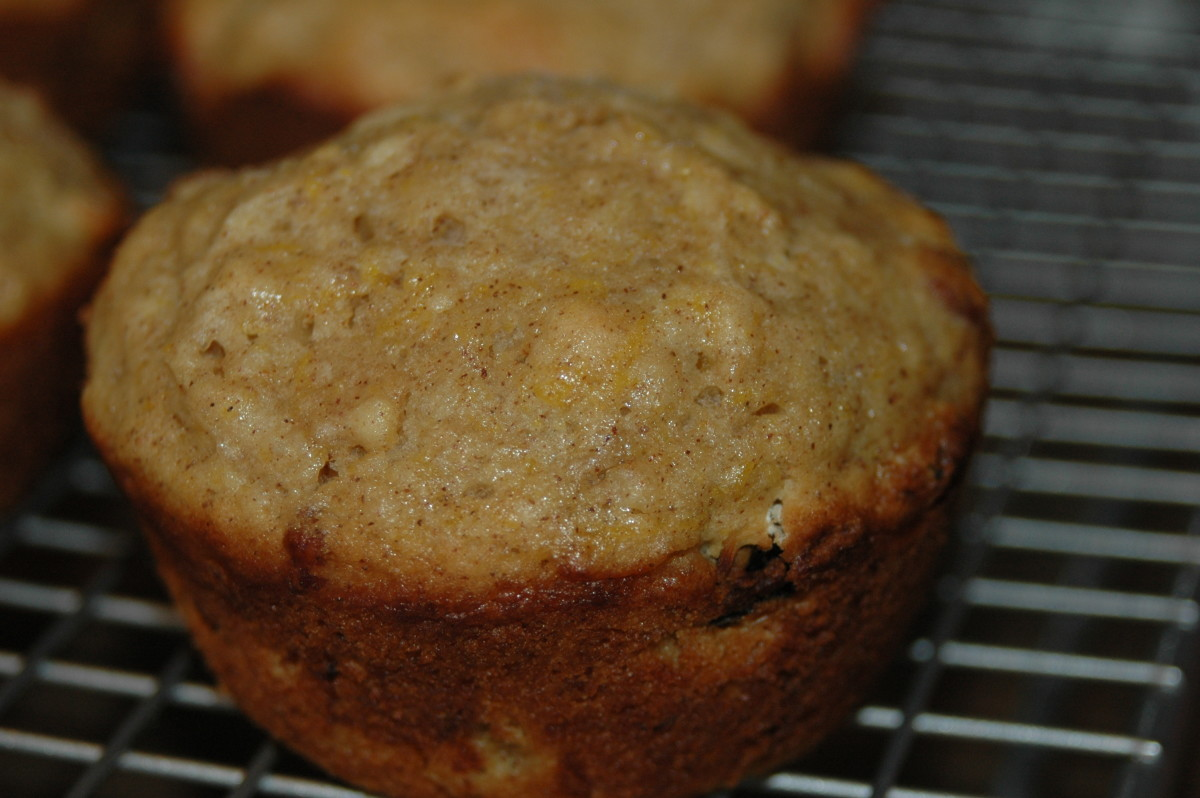 Pumpkin Sauerkraut Muffin Recipe