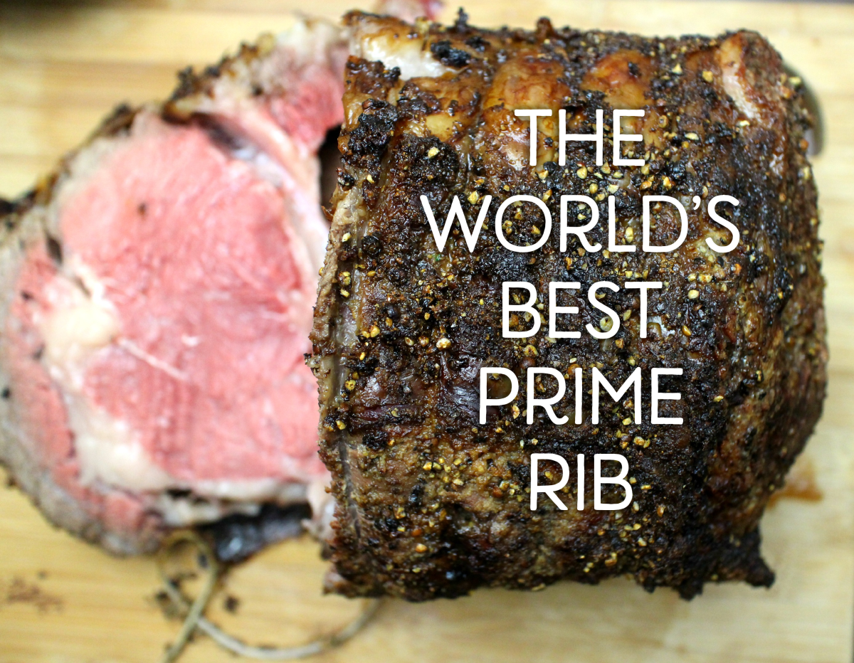 World's Best Prime Rib