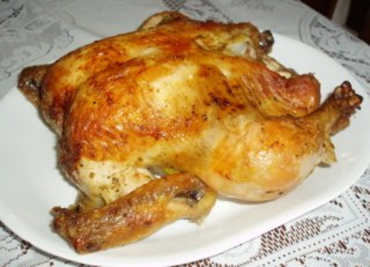 Baked Chicken Is So Delicious And Healthy For You.
