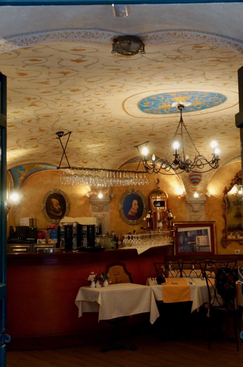 Renaissance Restaurant in Dubrovnik