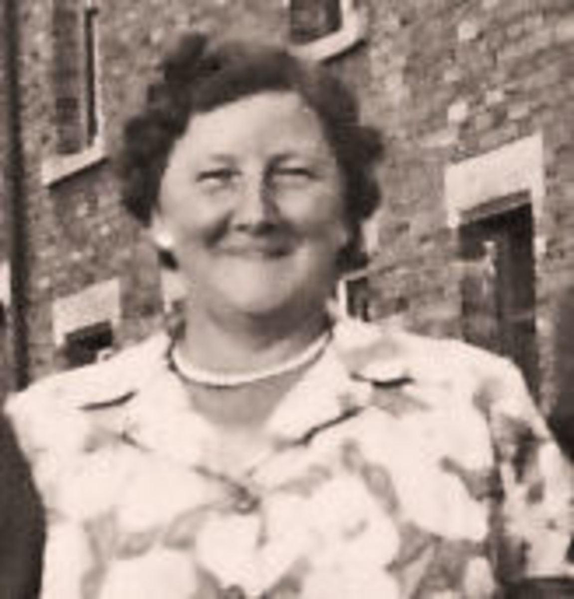 My great Aunty Jenny