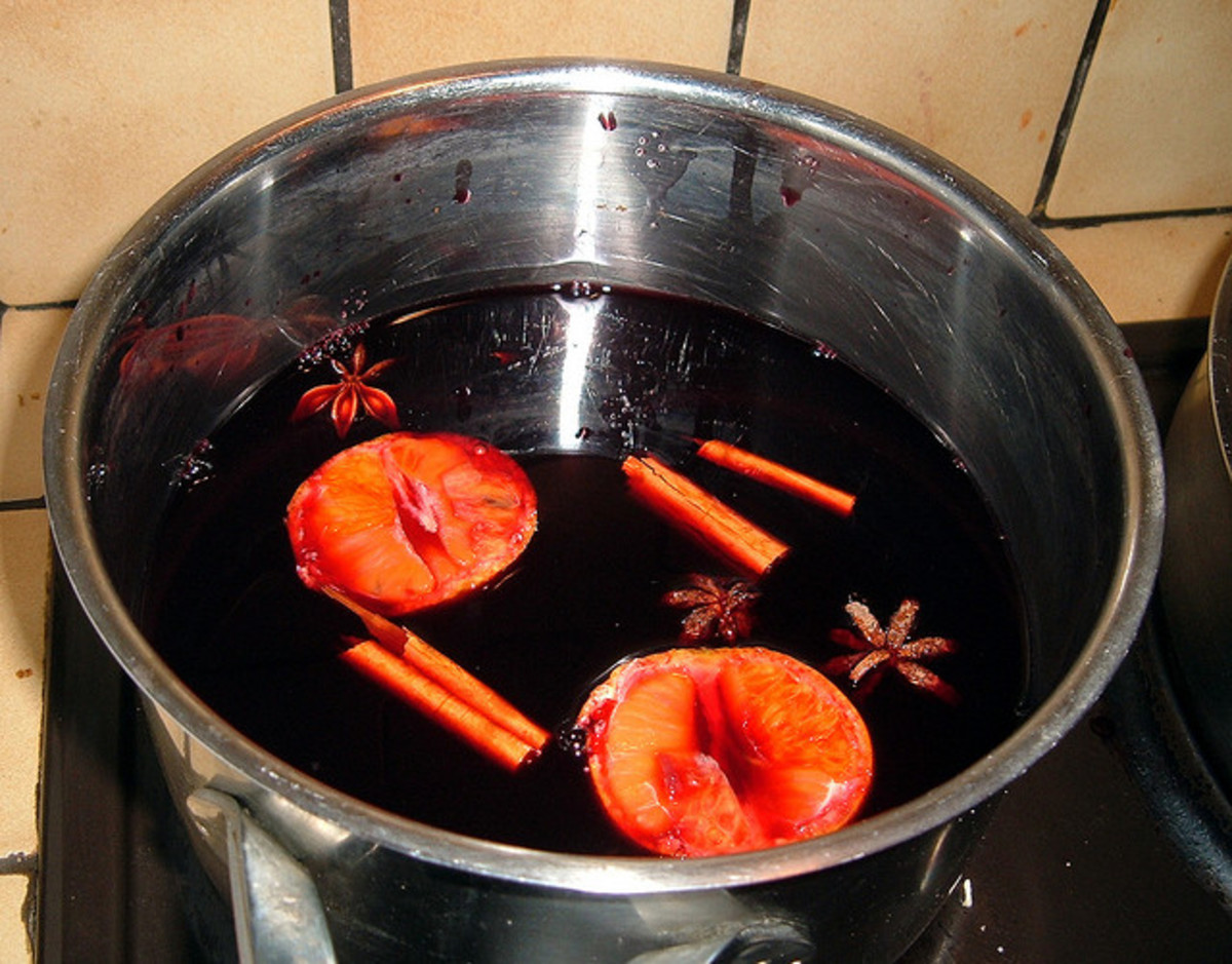 Wassail, Traditional Christmas Punch