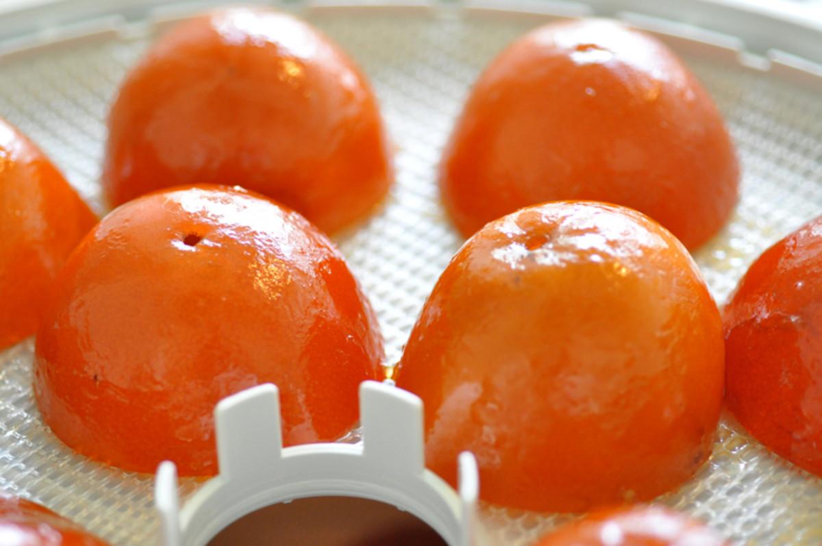 Candied Orange Peels