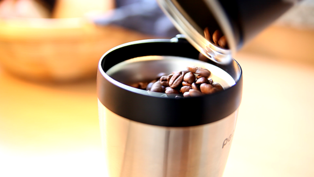 Storing coffee correctly is essential if you want your beverages to have maximum flavor.  Beans should be kept in an airtight container (made from ceramic, glass, or stainless steel), away from direct sunlight, and away from excessive heat or cold.
