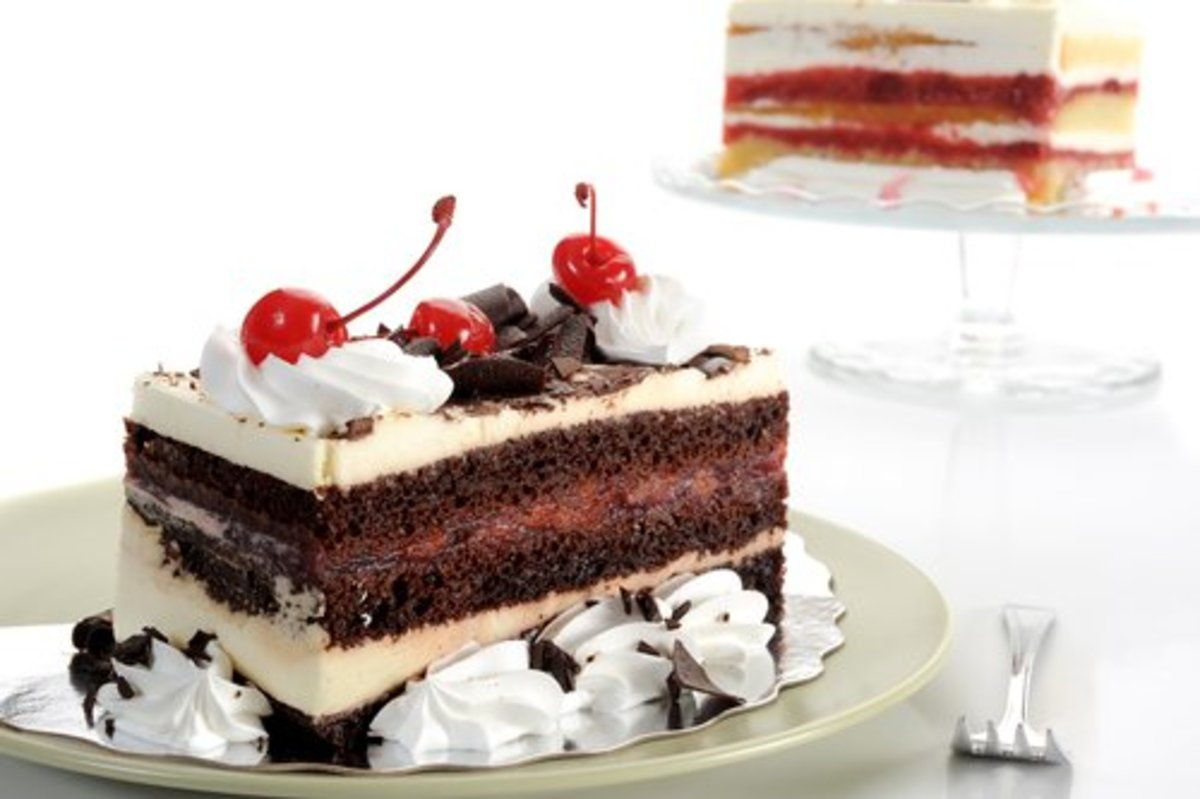 Genoise gets all dressed up & glamorous. Image:  Nikola Bilic|Shutterstock.com
