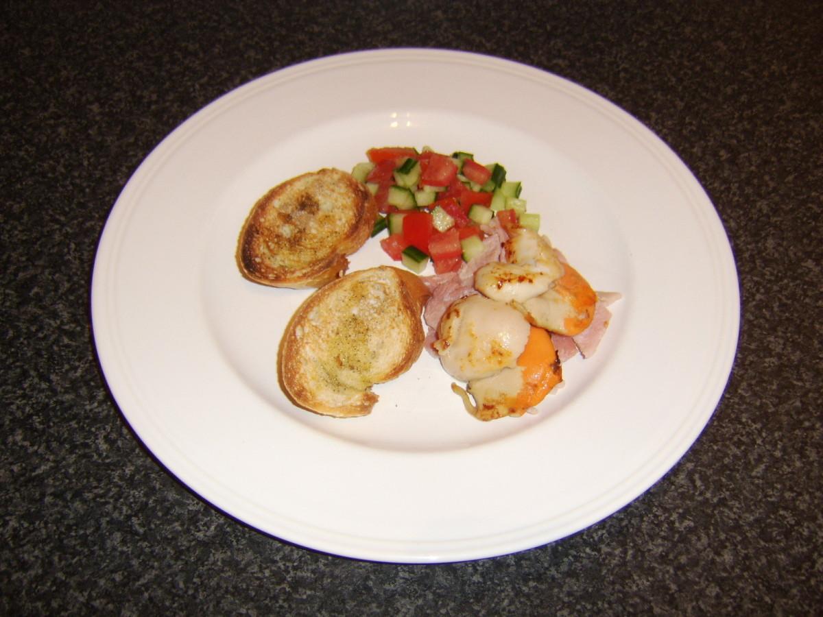 cook-scallops