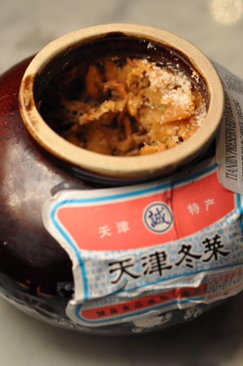 Tianjin Preserved Cabbage Image:  Siu Ling Hui