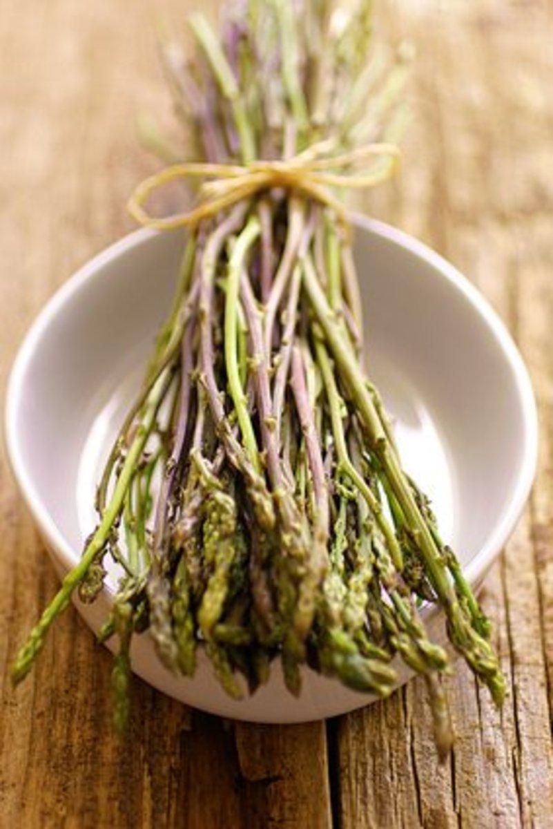 Wild Asparagus.  Mario - Fotolia.com