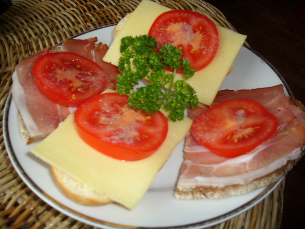 Traditional German Breakfast Delishably Food And Drink