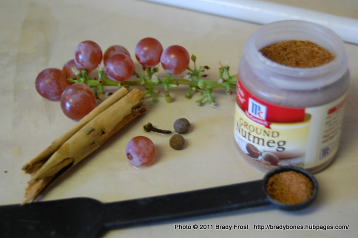 Mulled Mead Spices