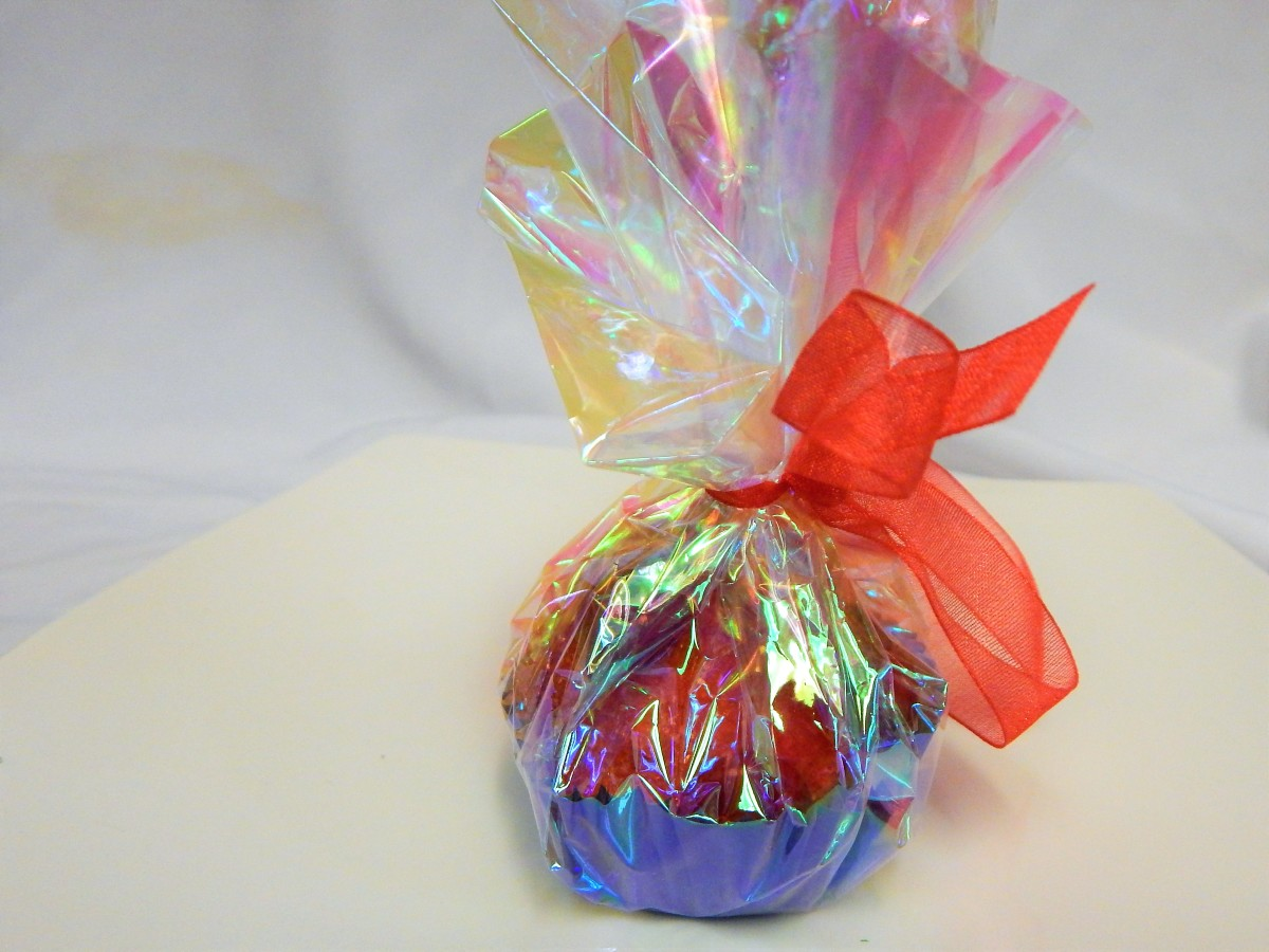 These easy-to-make truffles make great gifts when wrapped up nicely.
