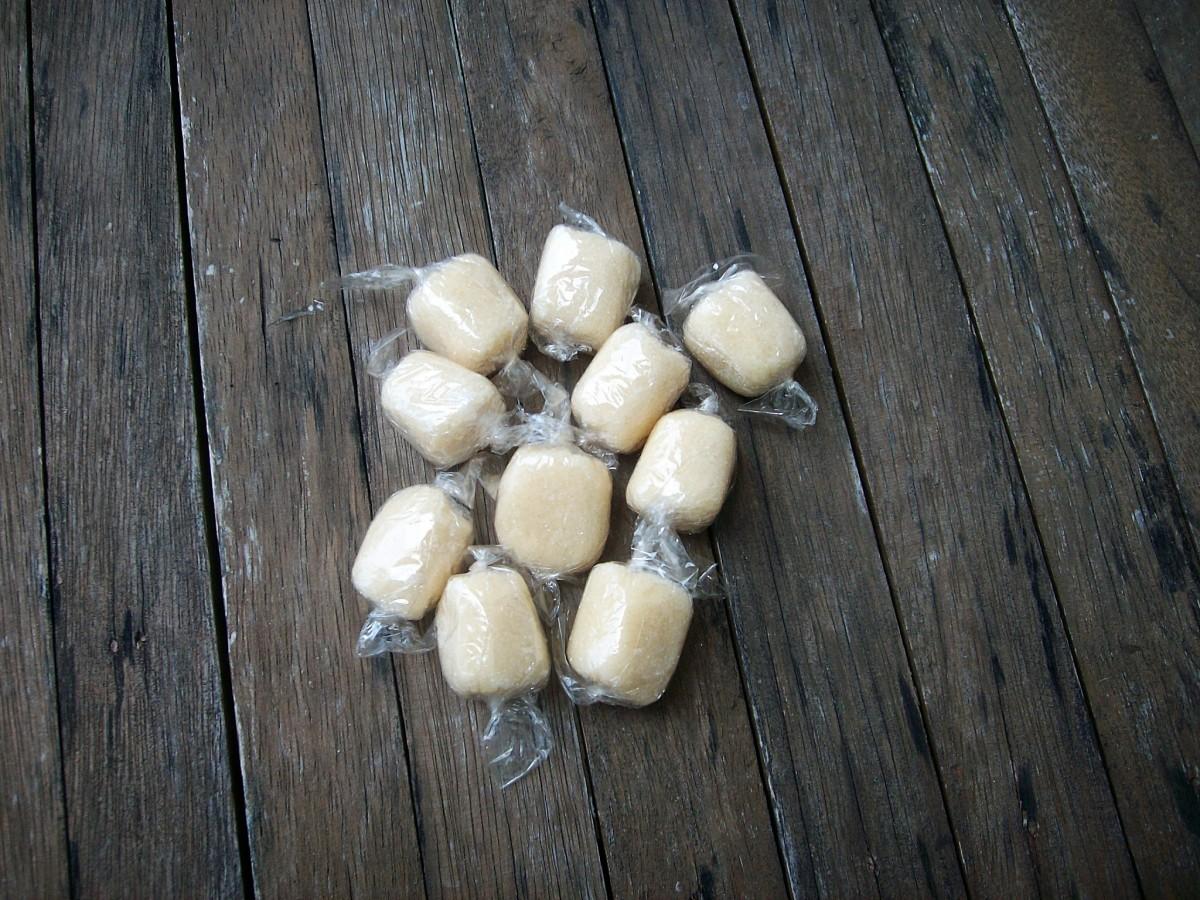 Pastillas de leche are simple and easy to make!