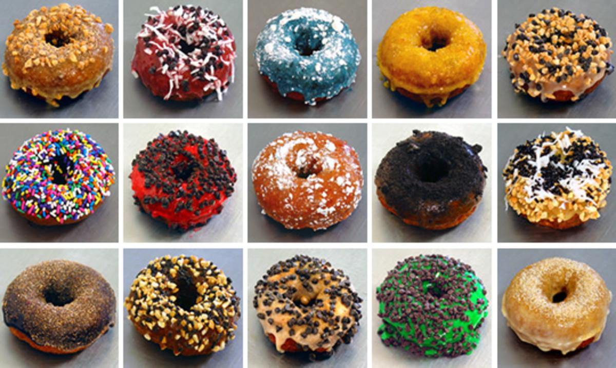Ocean City's Fractured Prune Donuts