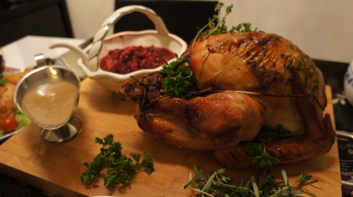 Colonial-Style Turkey