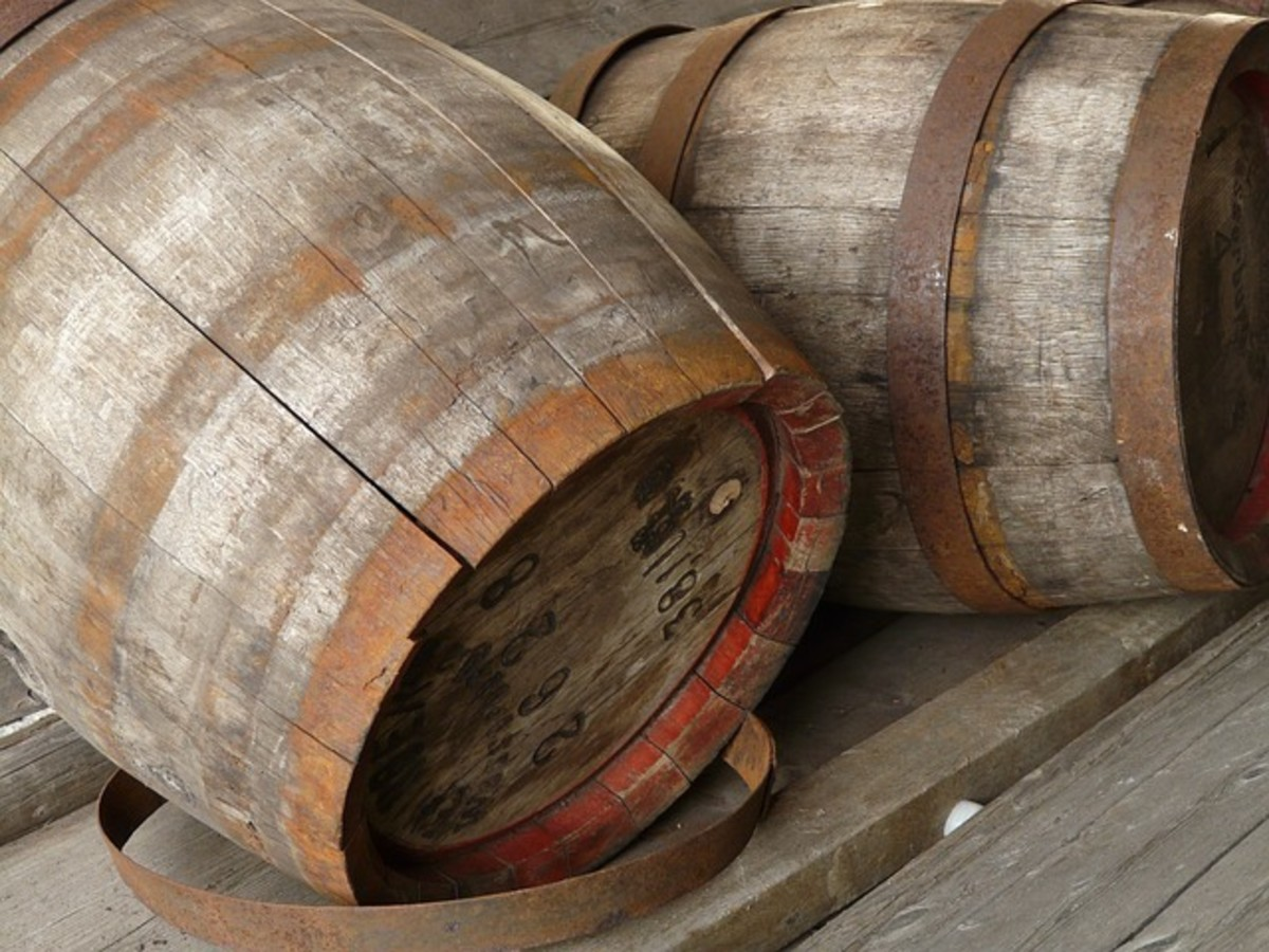 Whisky is actually clear by nature and was consumed in this form for many centuries.  It was the introduction of barrel storage in the latter stage that gave whisky the distinctive golden color that we now all associate with it.