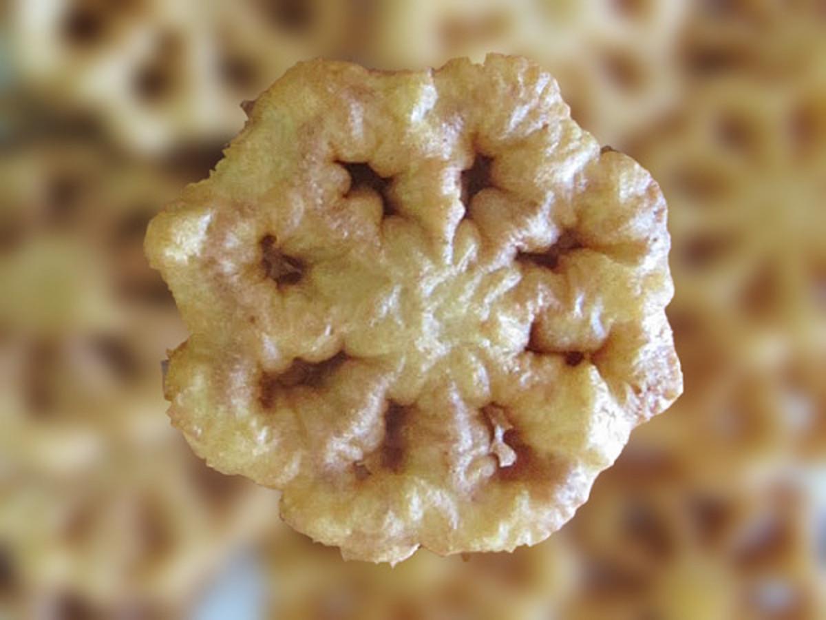 Rosette Cookie