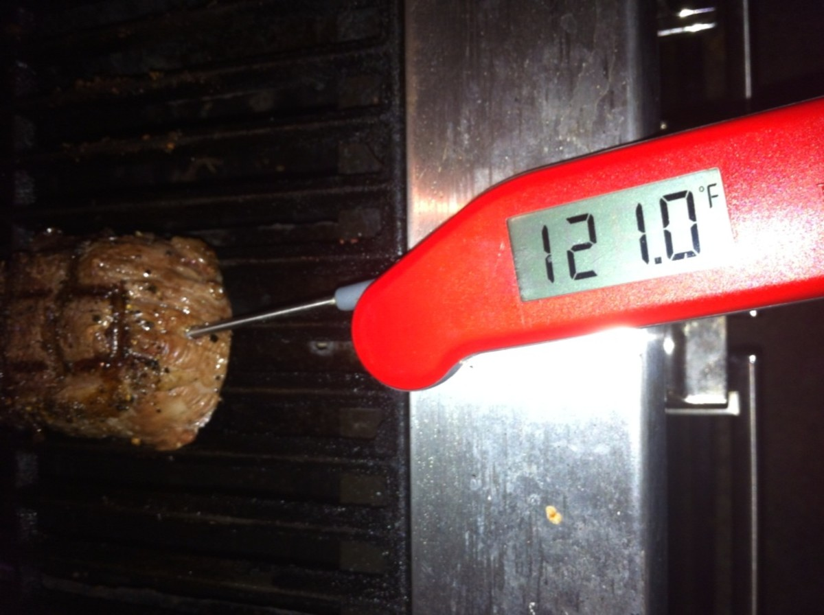 My Thermapen Instant-Read Thermometer