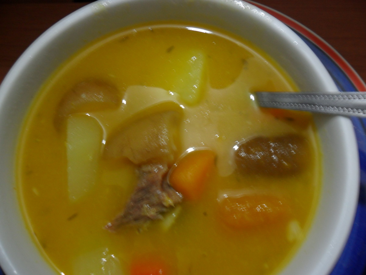 Enjoy this soup!