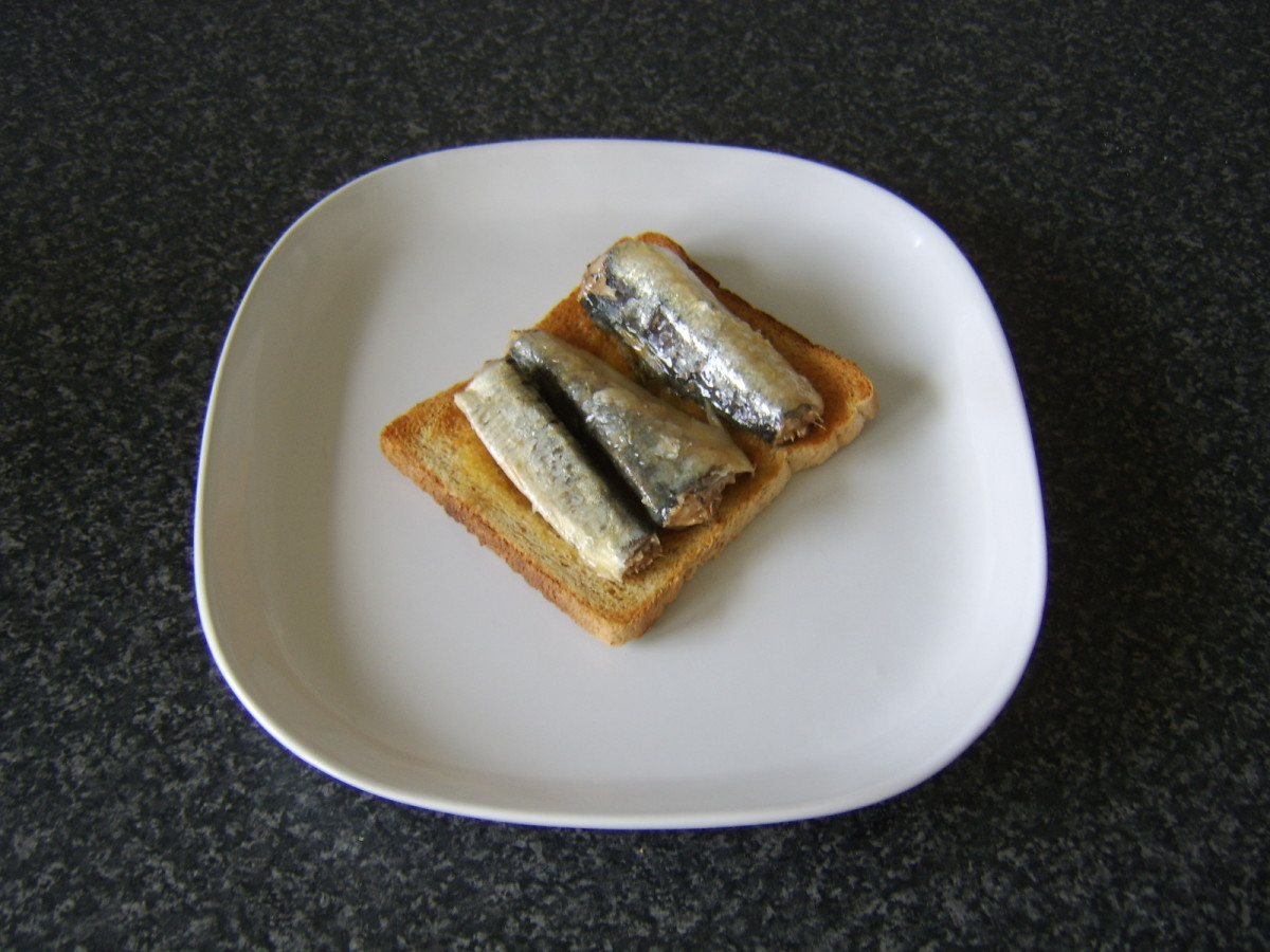 Canned sardines are often the only way in which people have experienced eating sardines