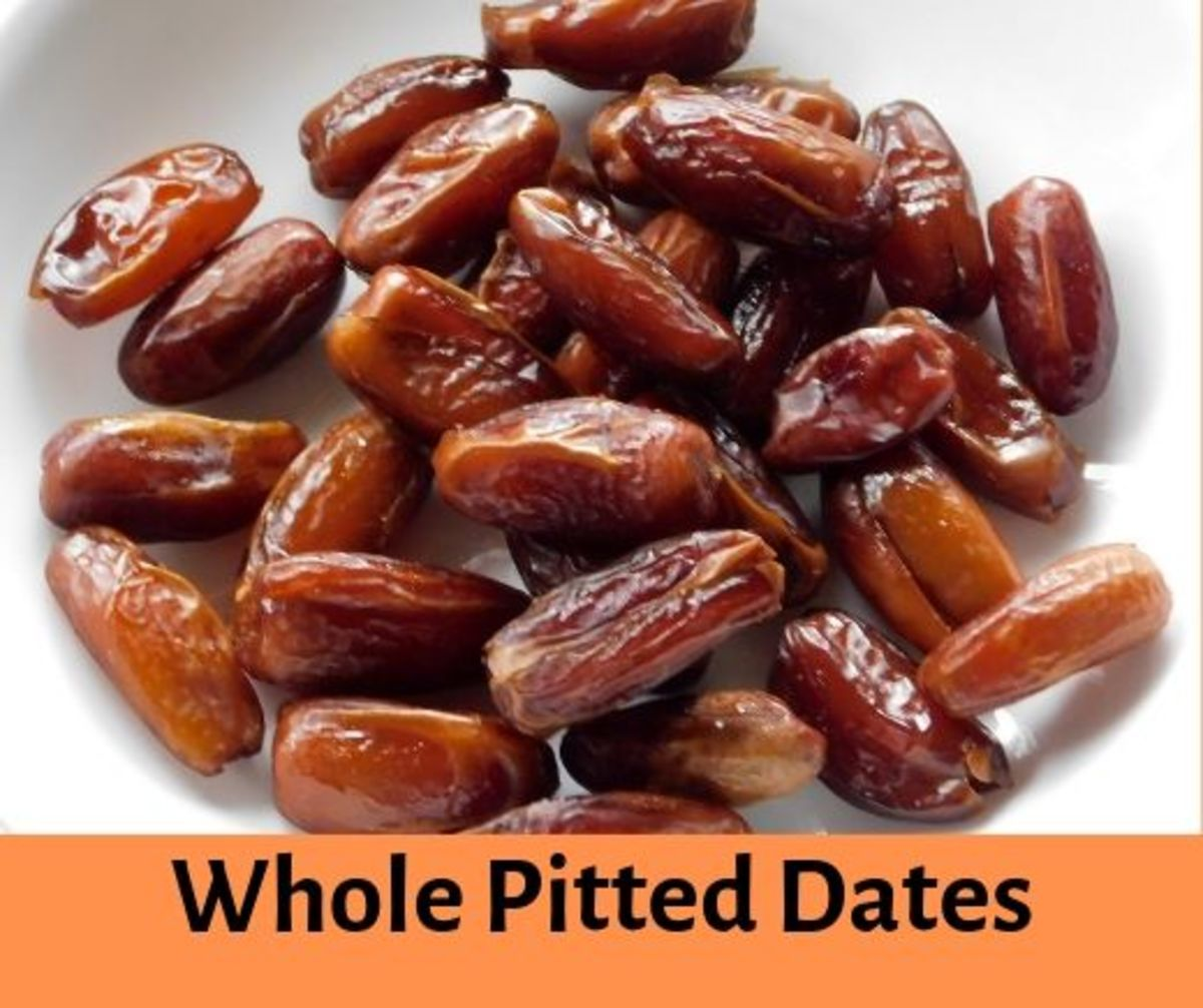 Dates are a bit old-fashioned, but their rich flavor and satisfying sweetness are timeless!