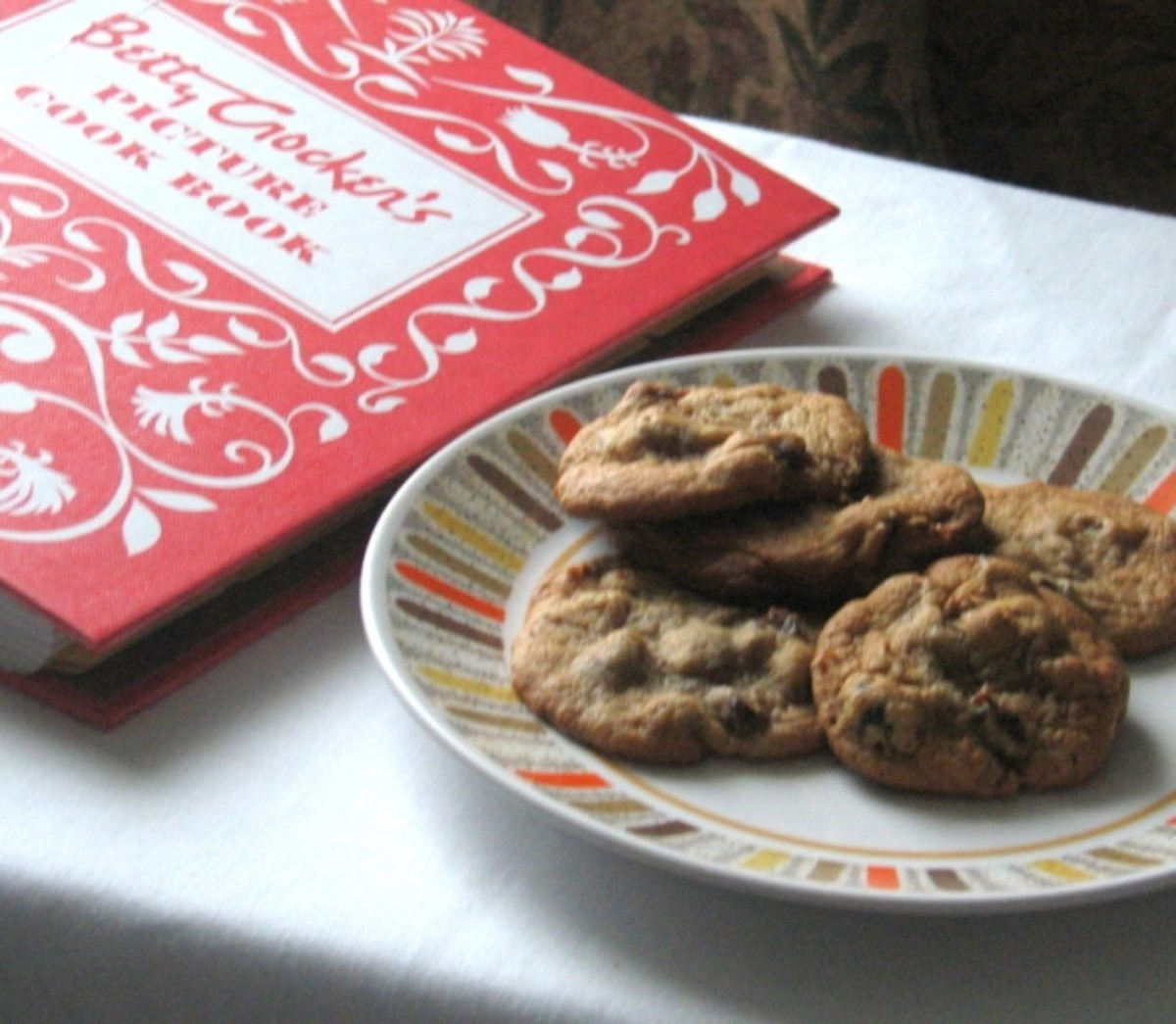 Hermits and Betty Crocker cookbook
