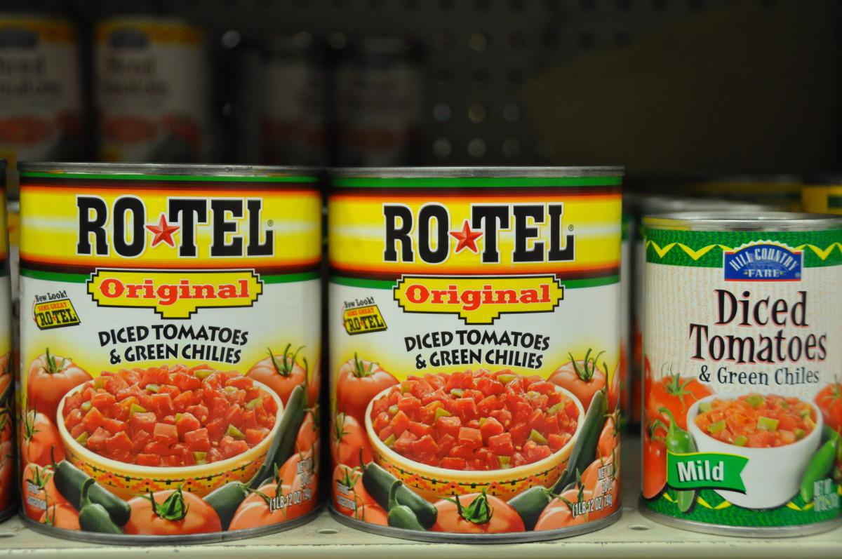 Ro*Tel tomatoes
