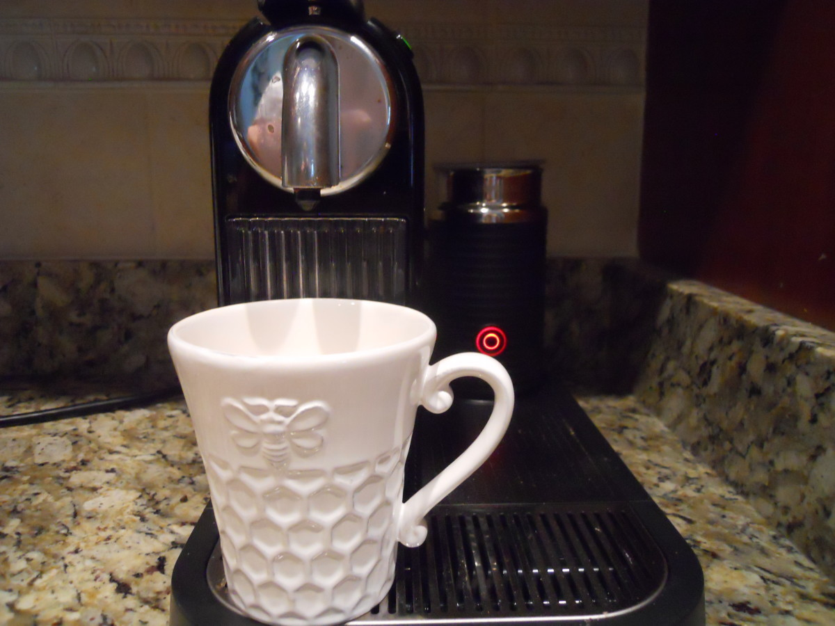 My Nespresso CitiZ w/Milk