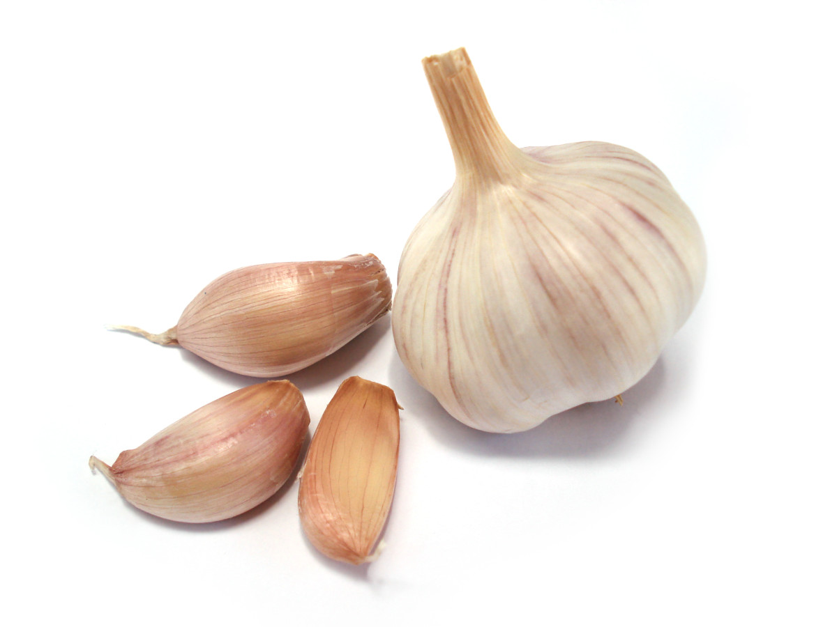 Garlic is a great ingredient to include in most soups.