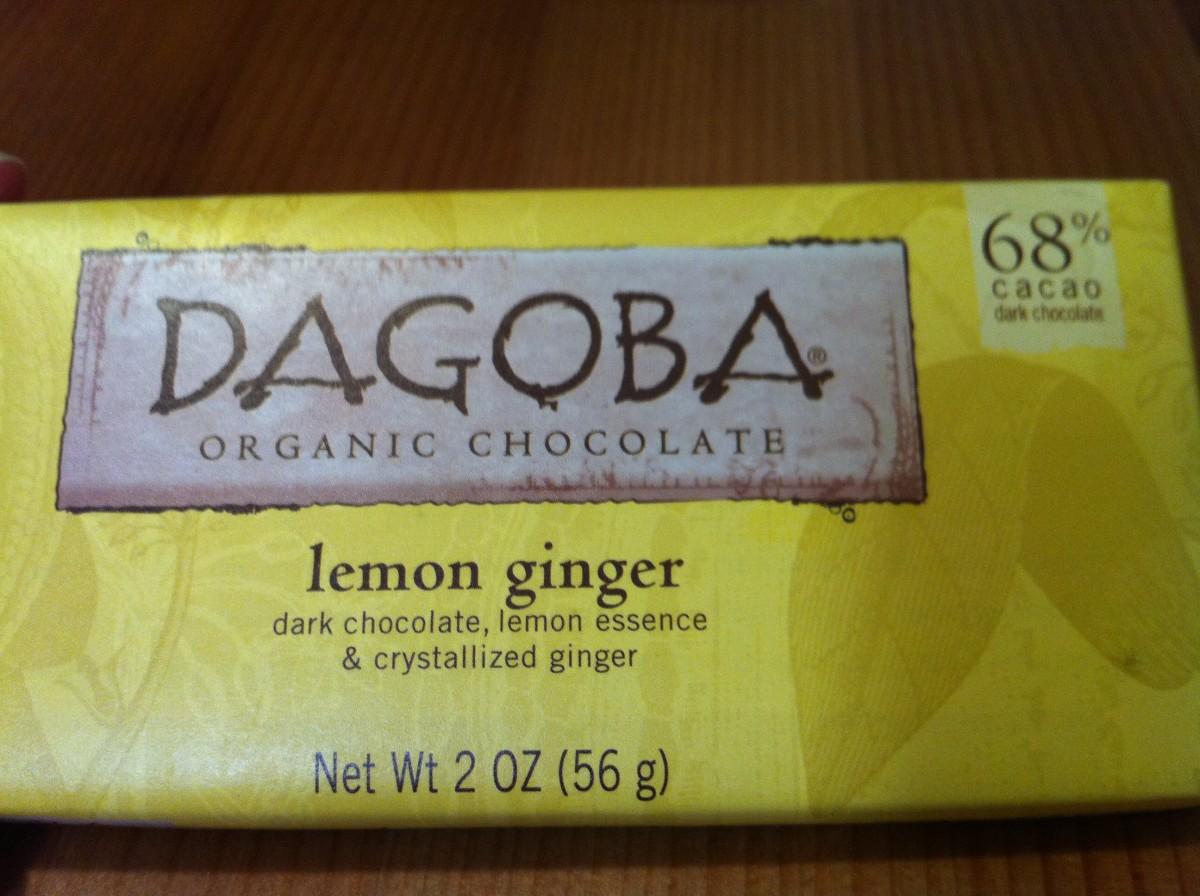 Lake Champlain Organic Dark Sea Salt Almonds Chocolate Bar