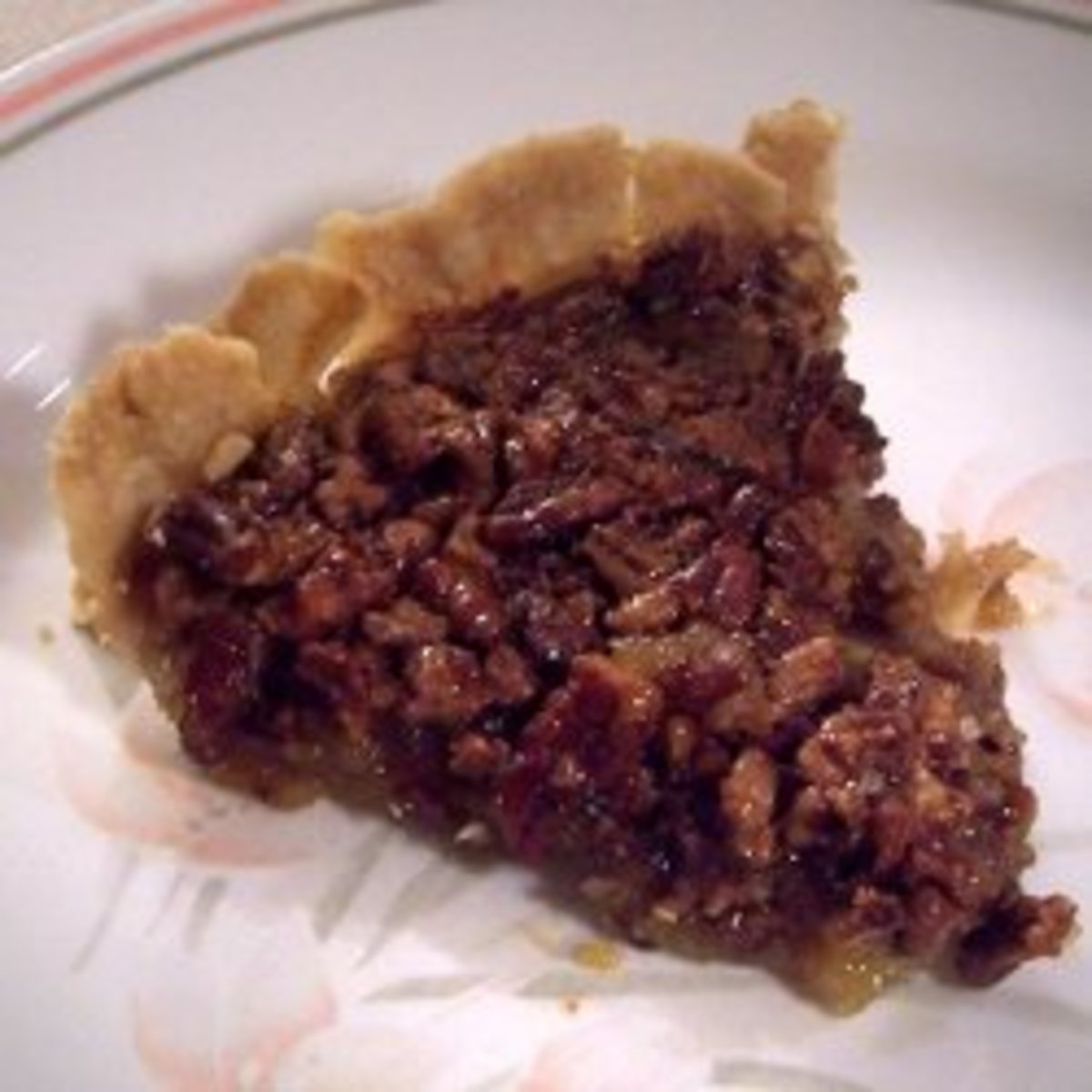 The Secret to Perfect Pecan Pie