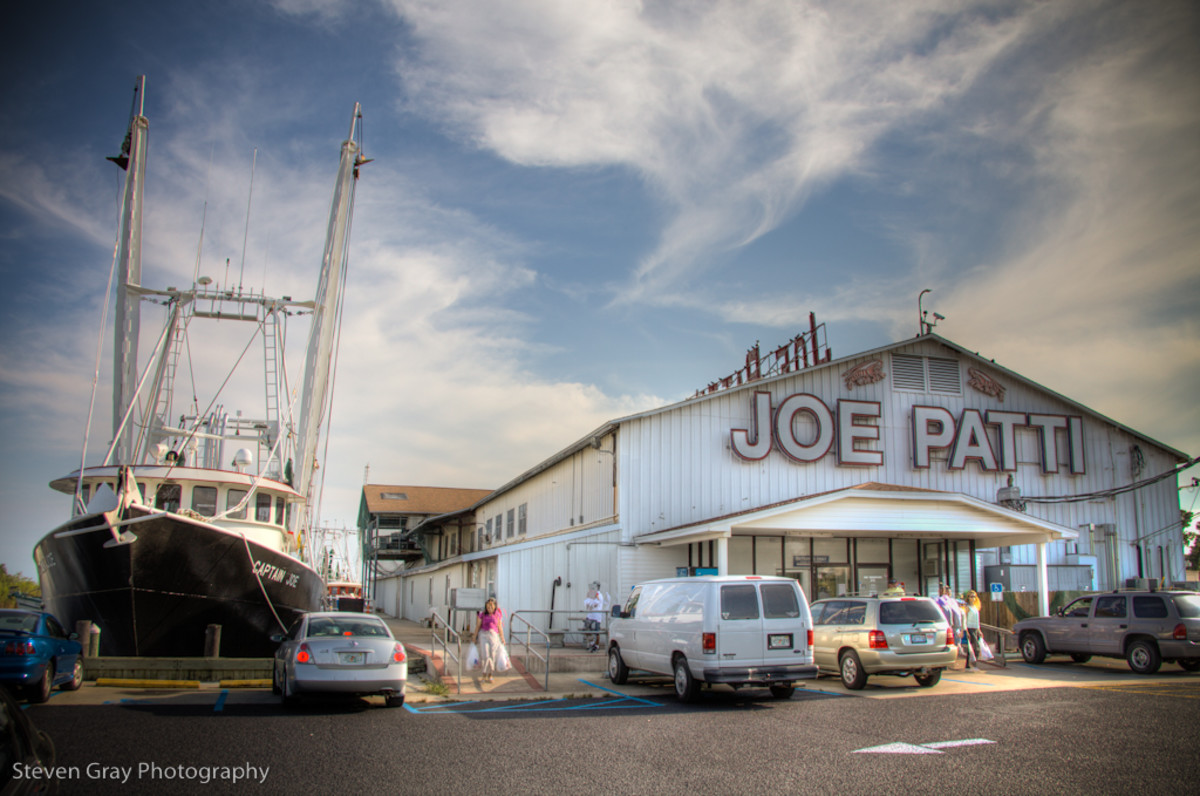 Joe Patti's Seafood