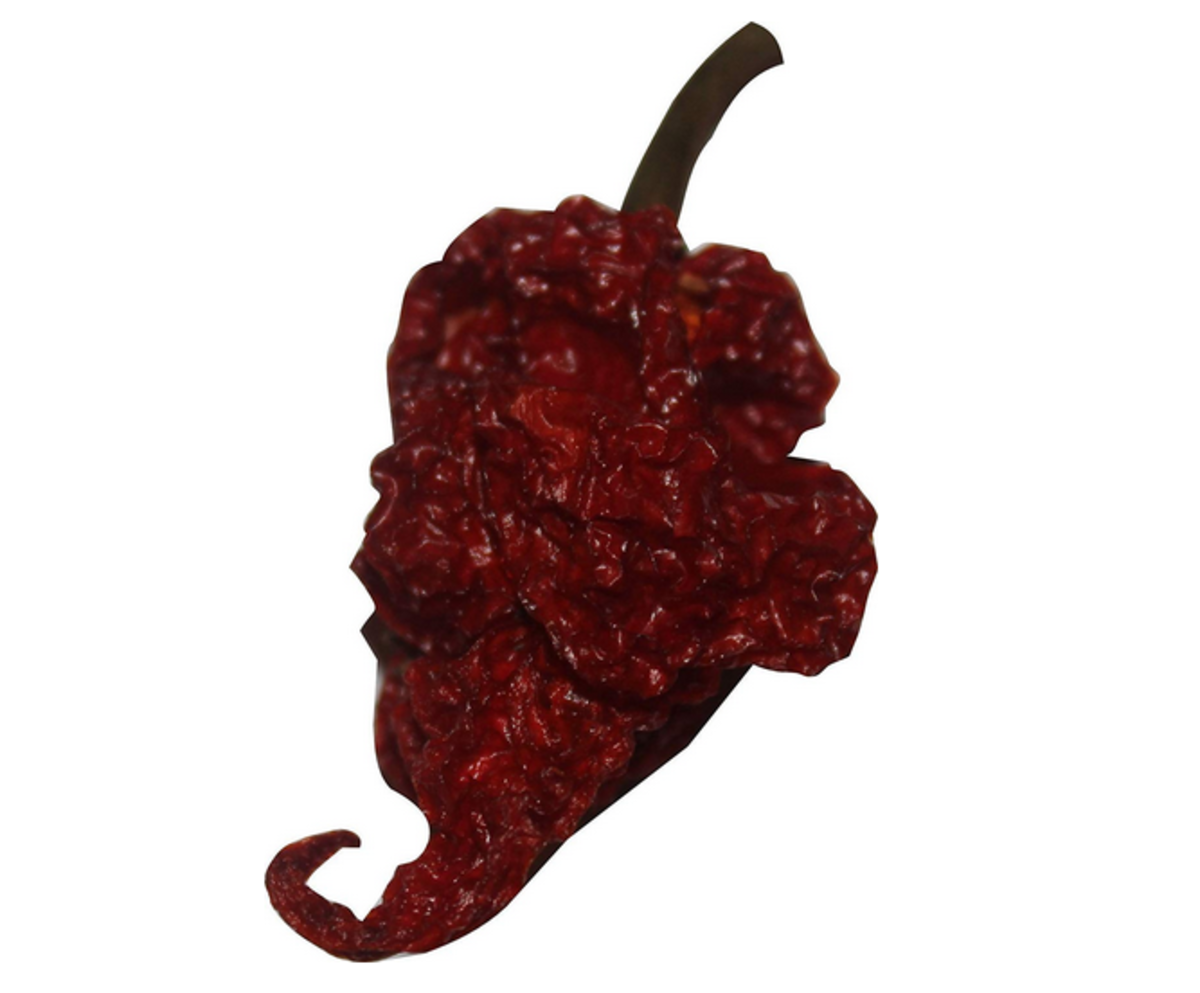 The Carolina Reaper is now the world's hottest pepper.