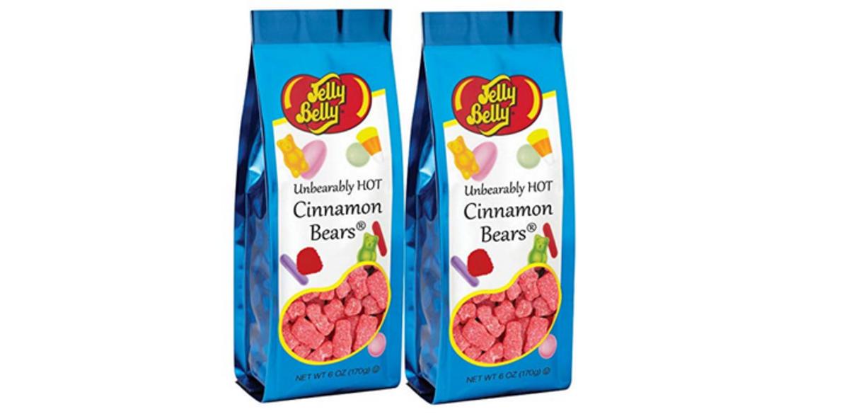Unbearably Hot Cinnamon Candy Bears