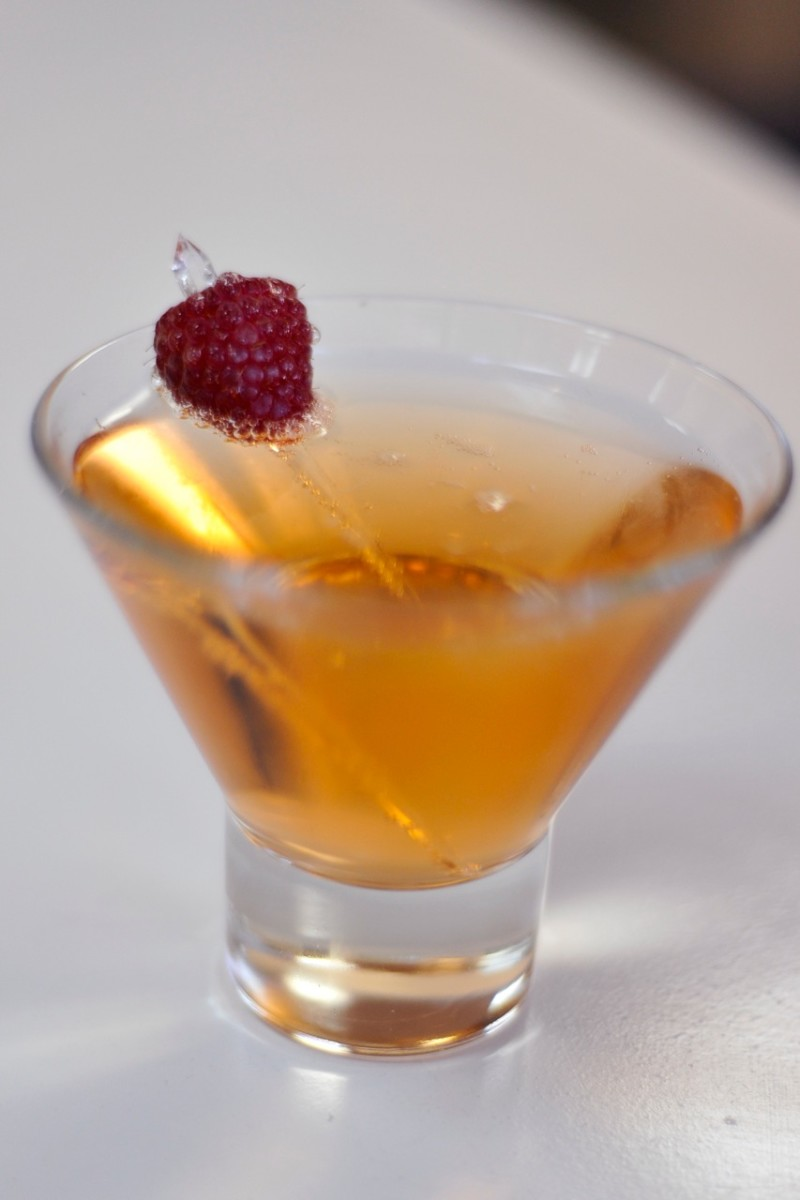 This drink is named for the shillelagh, the traditional Irish walking stick.