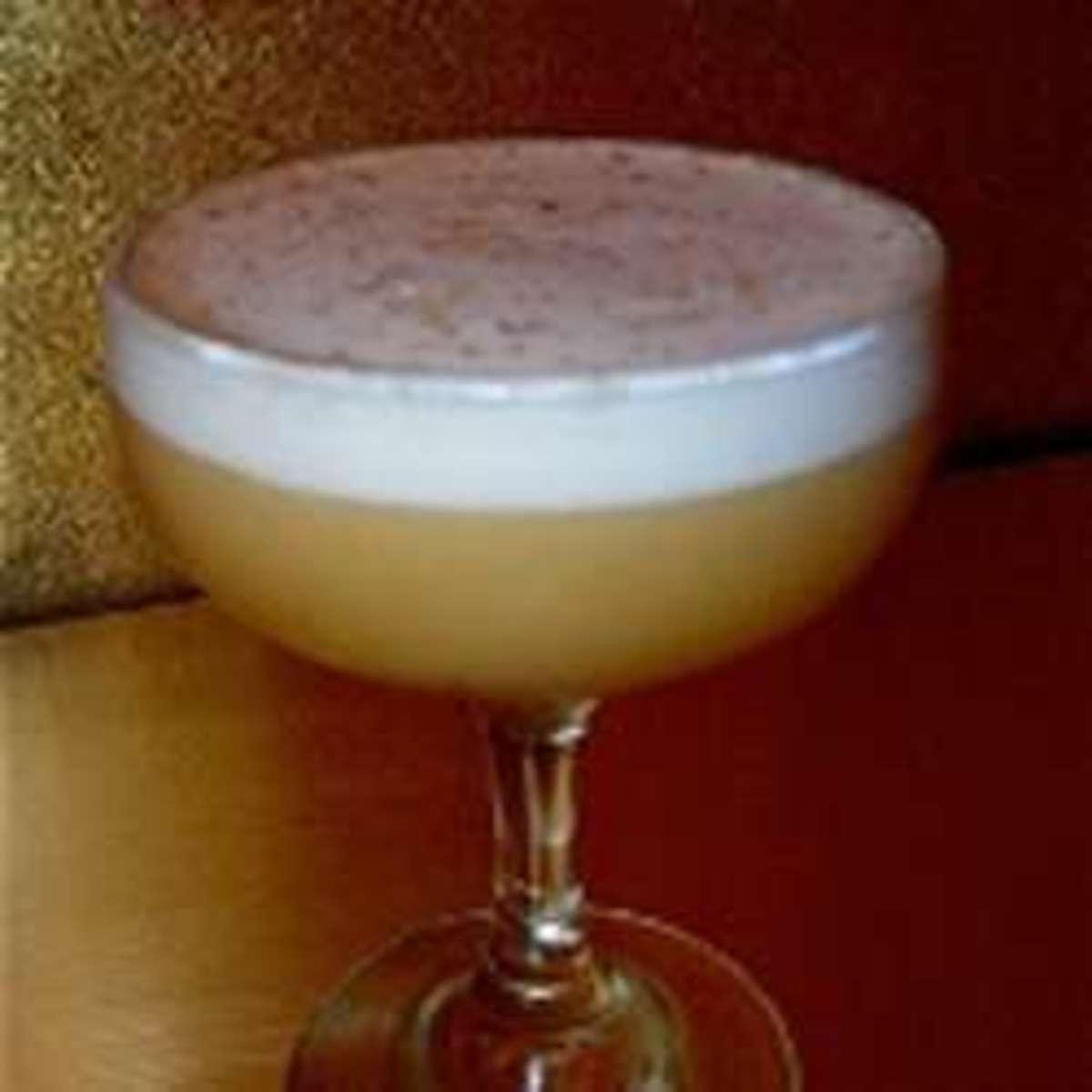 The Irish Garden Angel is a rich beverage with vitamin power