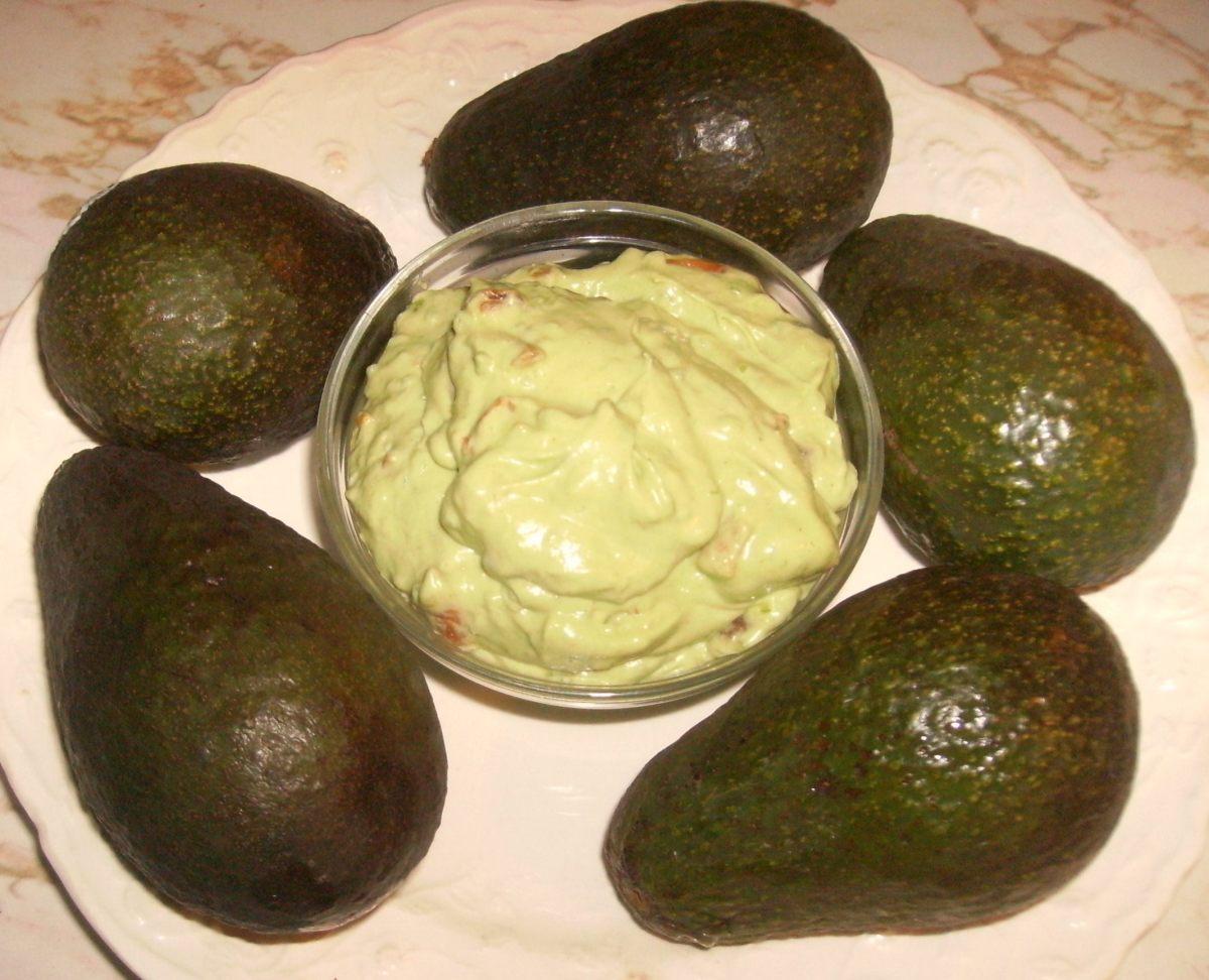 Buy or make homemade guacamole!