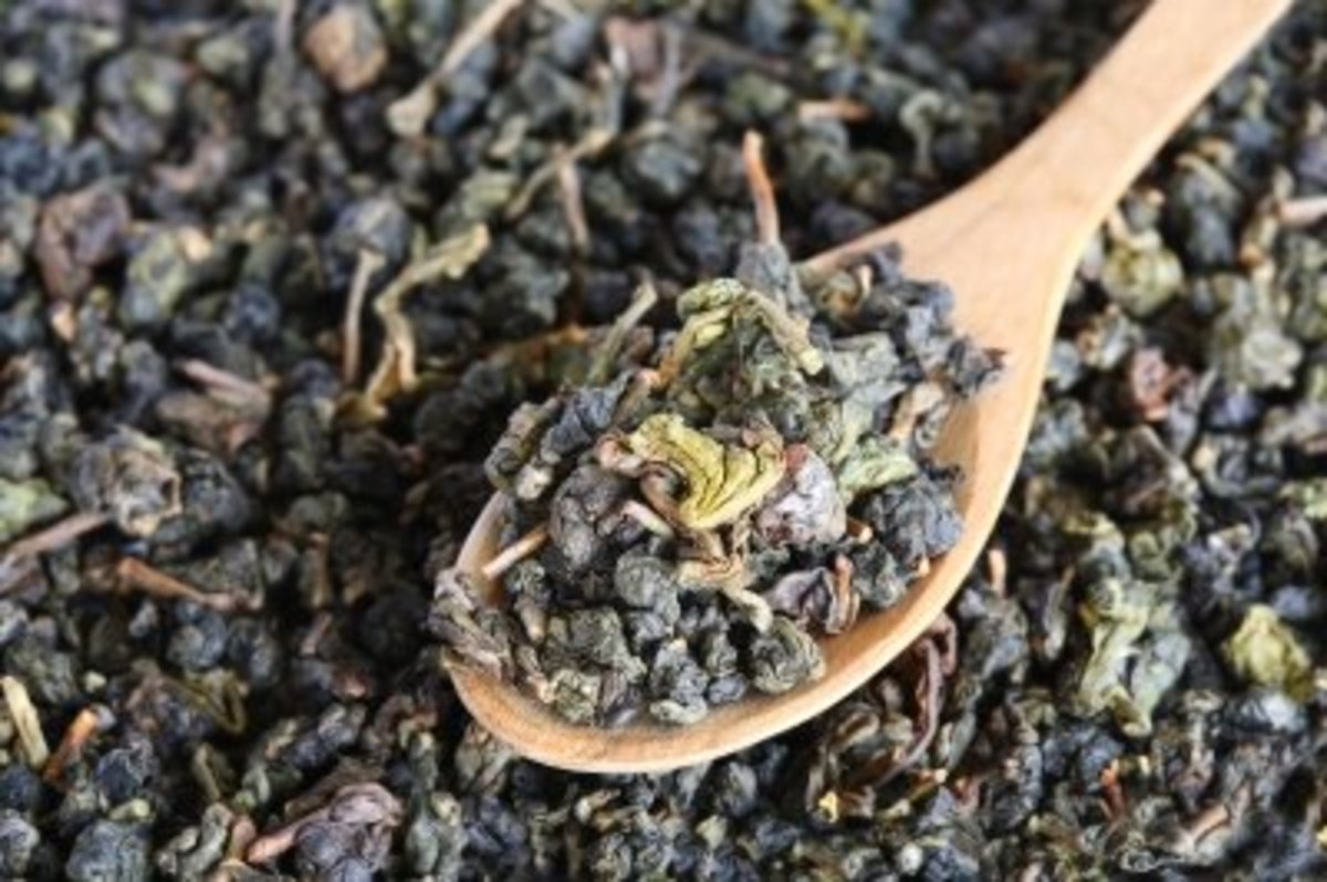 Loose leaf tea is higher quality which corresponds to lower toxins and more health benefits.
