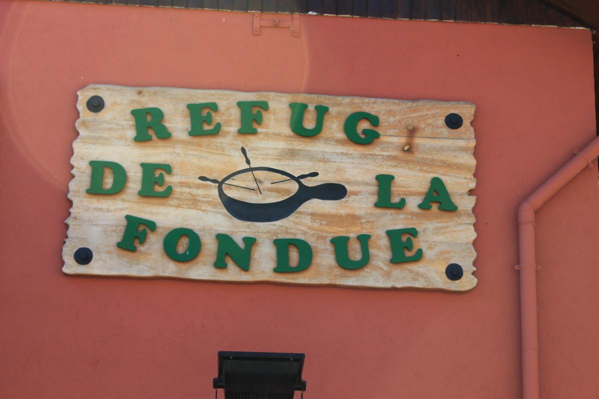 El Refugi De La Fondue