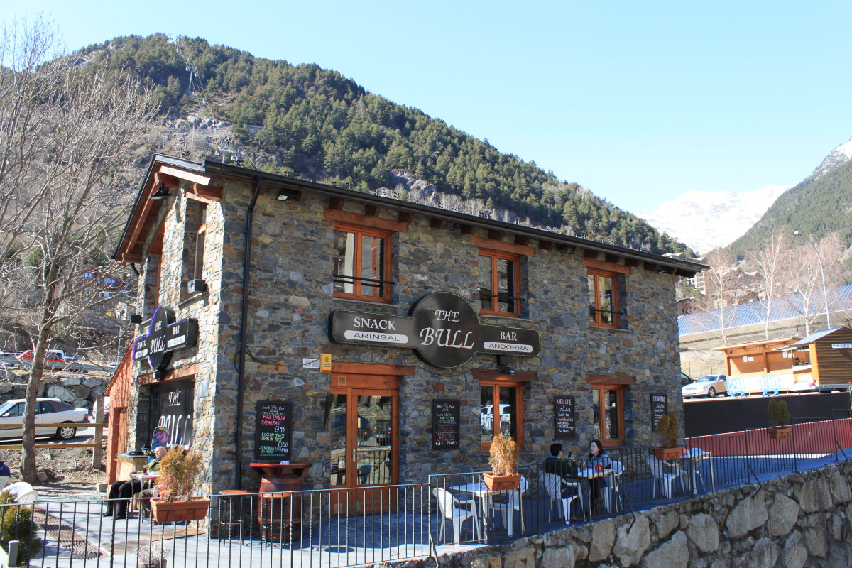 The Bull Bar, Arinsal, Andorra