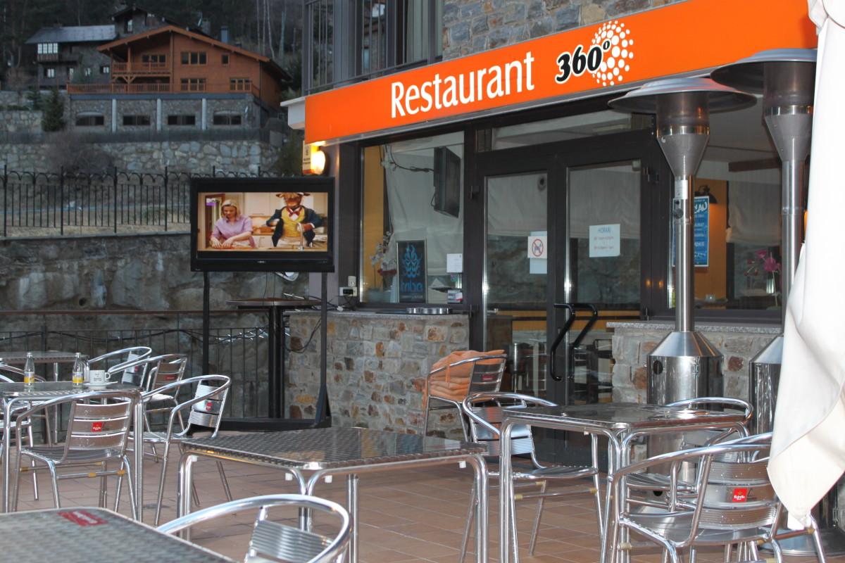 Restaurant 360, Arinsal. Andorra