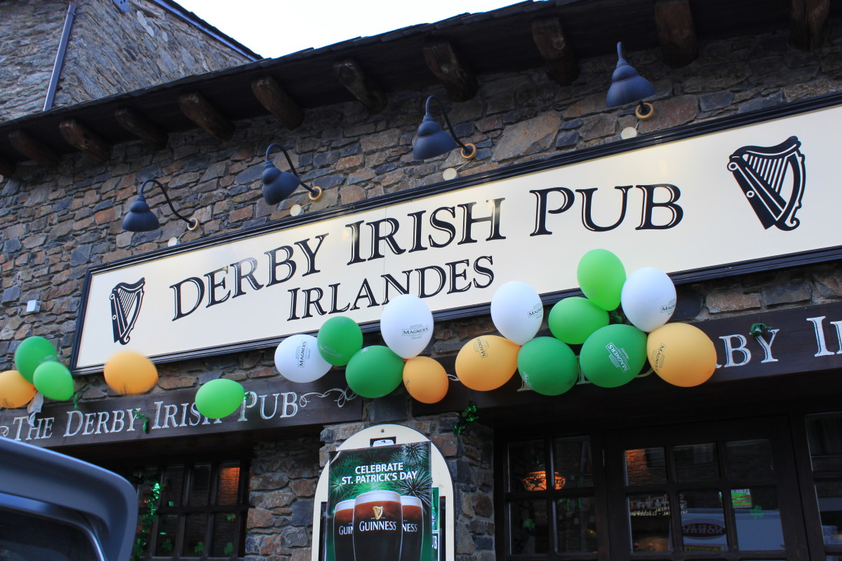 El Derby Irish Pub/ Bar in Arinsal