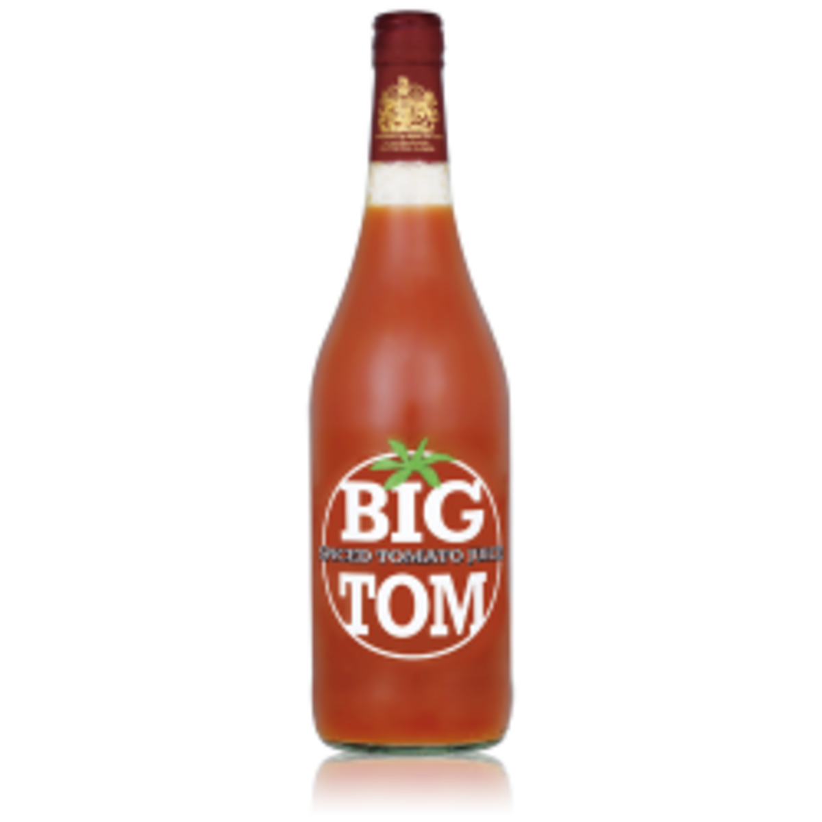 'Big Tom' Tomato juice; a favourite of Queen Elizabeth II