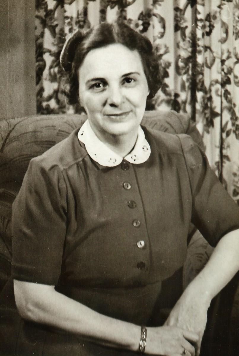 My dear maternal grandma